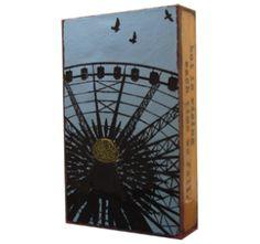Wheel of Fortune -24 - Houston Llew Spiritile