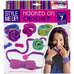Wooky Entertainment Style Me Up! Hooked on Crochet -- SPECIAL OFFER AHEAD! : Nursery Decor