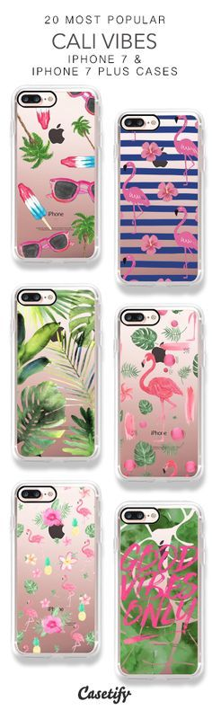 20 Most Popular Cali Vibes iPhone 7 Cases & iPhone 7 Plus Cases here > https://www.casetify.com/collections/top_100_designs#/?page=1&vc=wegwjM6czo
