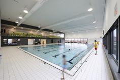 Fletiomare Utrecht Swimming Pool / Slangen + Koenis Architects