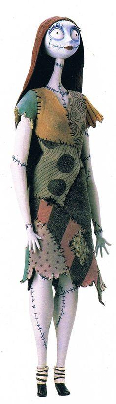 Tim Burton's Sally