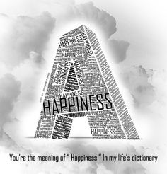 """by9:    The meaning of """"HAPPINESS"""" by جمانه أجاوي 