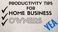 Wrote a blog post giving you some productivity tips if you run a home business. Check it out! Link on my Bio  #marketing #homebusiness #networkmarketing #mlm #success #mindset #productivity #productive #motivation #entrepreneur #entrepreneurs