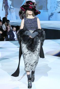 Marc Jacobs Fall 2012 Ready-to-Wear Fashion Show - Siri Tollerød