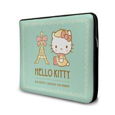 Capa de Notebook Hello Kitty - Un Petit Cadeau De Paris