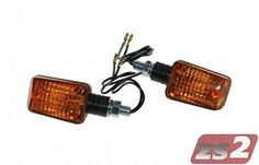 universal intermitentes set blinkerset m8 12v 21w roller motocicleta quad - Categoria: Avisos Clasificados Gratis  Estado del Producto: NuevoHomeBezahlung & VersandAGBKontakt & ImpressumHere you get a new turn signal set which fits for scooters, motorcycles and quad bikes The turn signals can be used for the front or the back Technical data: 12V 21W thread: M10 thread lenght: 20mm0,79in total lenght: 96mm3,54inScope of delivery: 1x turn signal set back or front new, incl light bulbsAlle…