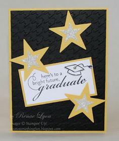 Create Something Fun: Pure Gumption - A Grad Card