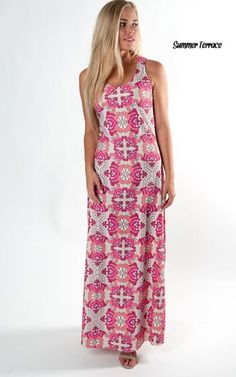Abbott Lane Maxi Dress