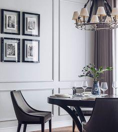 Modern Classic Interior, Classic Home Decor, Elegant Home Decor, Contemporary Interior Design, Luxury Home Decor, Elegant Homes, Apartment Interior Design, Home Interior, Decor Interior Design