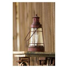 Hanging Lantern Lights, Red Lantern, Western Decor, Western Art, Rustic Lighting, Vintage Decor, Decorative Items, Buffalo, Vintage Inspired