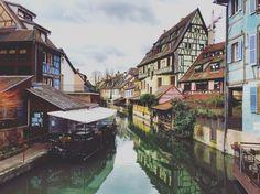 Colmar France Architecture Alsace lorraine Travel