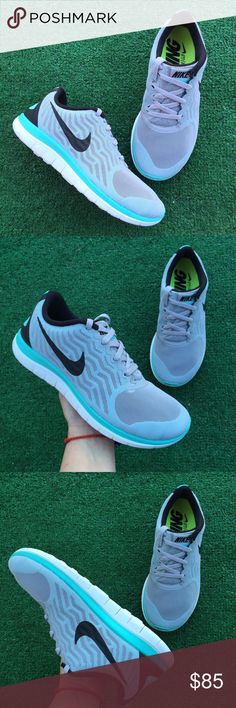 Women's Nike free 4.0 sneakers Tiffany •Brand new •Authentic •box not included Nike Shoes Athletic Shoes