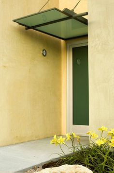Door Awning Design Ideas