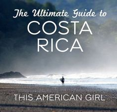 The Ultimate Guide to Costa Rica - Sidebar