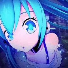 Hatsune Miku Immagine di anime, gif, and miku - Cartoon Kunst, Anime Kunst, Cartoon Art, Cute Anime Pics, Cute Anime Couples, Hatsune Miku, Kawaii Anime, Rikka And Yuuta, Manga Anime
