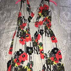 Authentic Jamaican dress Bought from market in Jamaica Jamaica Dresses Midi