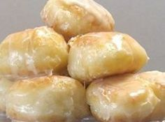 Homemade Krispy Kremes Donut Holes Recipe