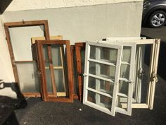 Wine Rack, Bosch, Projects To Try, Diy, Furniture, Home Decor, Building Windows, Old Windows, Diy Greenhouse