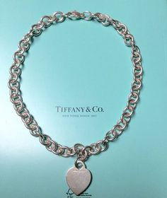 Tiffany & Co. Heart Toggle Necklace. Get the lowest price on Tiffany & Co. Heart Toggle Necklace and other fabulous designer clothing and accessories! Shop Tradesy now