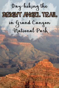 Experience some of the best views in the Grand Canyon by day-hiking the Bright Angel Trail to Indian Garden. Get all the details in this trail guide. Grand Canyon Arizona, Grand Canyon Hiking, Grand Canyon Vacation, Visiting The Grand Canyon, Grand Canyon South Rim, New Orleans, Bright Angel Trail, Indian Garden, Las Vegas