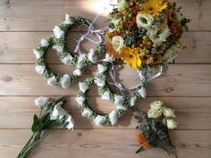 #fleurentina #flowercrown #flowerheadpiece #flowers #floweraccessories #floral #floralcrown #floralheadpiece #boquete #bridal #bridalaccessories #wedding #summer #love #holidays ☀️