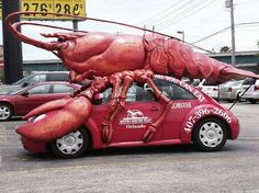 Cars and critters - Sympatico.ca Autos - the Lobster Beetle    #JoesCrabShack