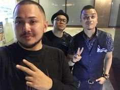 """The weekend was too short for our brother here @firwanjohan who came to KL to shoot his first ever music video for his first single """"Menunggu Dia"""". - Bang long (Dato' @FazleyYaakob) as the executive producer and myself as the co-writer/producer got something amazing to share: The single entered at #3 out of 200 of R&B/Soul on iTunes Malaysia over the weekend. Woohoo! Alhamdulilah! - Good things really happen for those who wait. Happy for you Fir. This can only mean good stuff from here on…"""