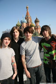 Oliver Sykes : Photo