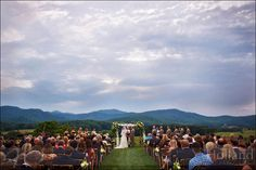 Pippin Hill ceremony photographed by Jack Looney Photography