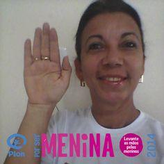 Ana Cleudes Carvalho #PorSerMenina