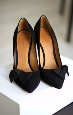 Картинка с тегом «shoes, black, and heels»