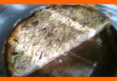 Cibuľový slaný koláč