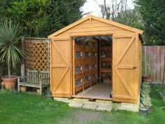Bunny shed