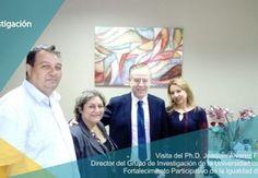 Visita del Dr. Joaquín Álvarez Fernández de la Universidad de Almería