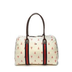 I am so getting this for summer! Tommy Hilfiger women's bag. The world is your lobster with our roomy tote.