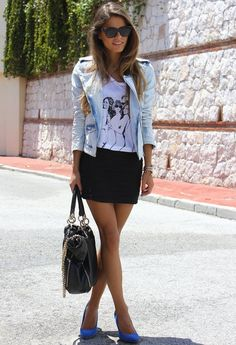 22  Ways How To Wear  Denim Jacket For A Stylish Look