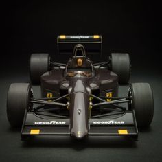 Ferrari F641/2 Test Car #1 Alain Prost 1990