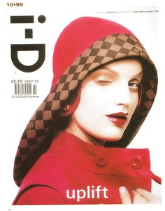 i-D magazine covers october 1999