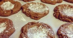 I've been looking for a recipe equivalent to the Ginger Molasses cookies sold at Paradise Bakery. Gotta admit, they are my almost ultimate ...
