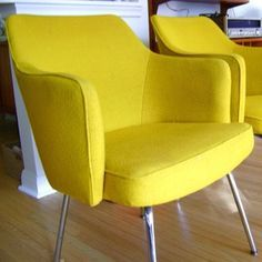 high back Chair with metal legs httpmcm httpyellow http
