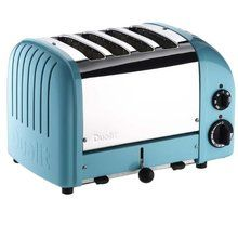 DUALIT Classic 4-Slice Toaster Azure Blue $279.95 LOWEST PRICE GUARANTEE PICK UP OR CULINART MARKET WILL SHIP TOTALLY FREE CULINART MARKET www.shopculinart.com