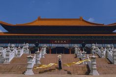 Photo shoot at the Biggest Buddhist Temple in South-Africa