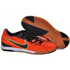 http://www.asneakers4u.com/ Nike Total 90 Shoot IV TF Astro Turf   In Total Orange Green Black Men Football Shoes
