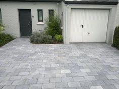 Les Entrées De Garage En Pierre. Www.abcpaysage.fr