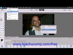 Learn about the undo command and undo history panel in Adobe Photoshop Elements at www.teachUcomp.com. A clip from Mastering Photoshop Elements Made Easy v. 12. http://www.teachucomp.com/free - the most comprehensive Photoshop Elements tutorial available. Visit us today!
