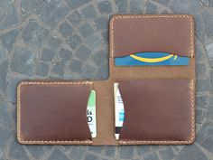 I don't usually get too worked up about wallets, but when Guarded Goods founder Jesse Ducommun offered to send me one of his luscious Chromexcel Triptych Wallets to review, I definitely felt a few excited butterflies in my tummy. Handcut and sewn by Ducommun himself, the Triptych has a unique design that protects my essentials,...