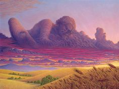 Keeping in Touch When We're Out of Touch | Integral Life / Mark Henson art / Embodied <3