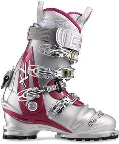 Scarpa Female Tx Pro Telemark Boots - Women's /