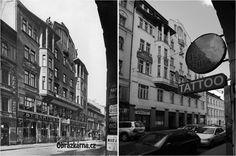 Beaufortuv dum - Jungmannova ulice Czech Republic, Prague, Old Houses, Past, Multi Story Building, History, Past Tense, Historia, Old Homes
