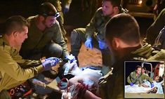 SPECIAL REPORT: MailOnline embedded with Israeli commandos on the Syrian border to witness first-hand the dramatic rescue of enemy Syrians by Israeli forces.